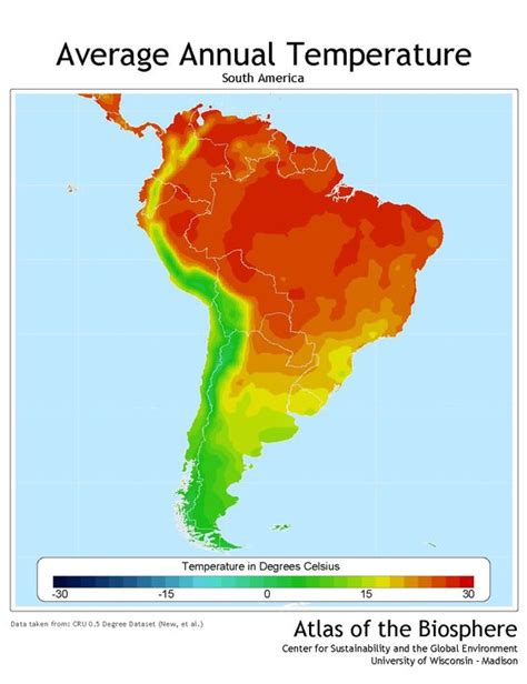 america map temperature south america maps and america on