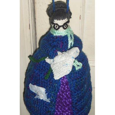 crochet pattern for monster bag holder bag lady plastic bag holder pattern crochet pattern by