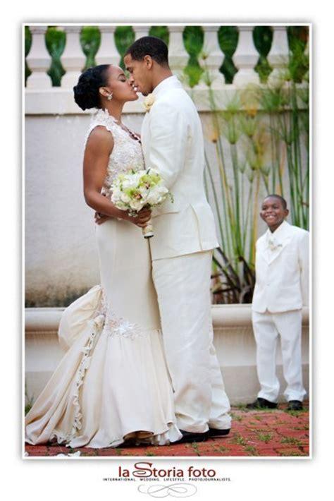 Malaysia & Jannero Pargo Wedding Day Photos   Reality TV