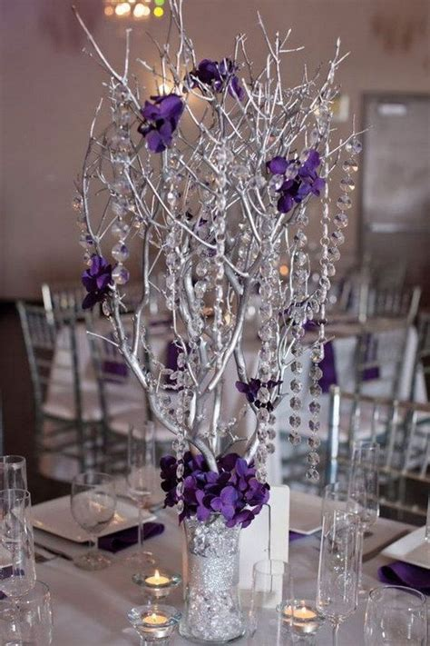 glitter branches for centerpieces 25 best ideas about tree branch centerpieces on
