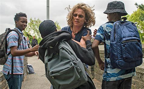 episodes of violence order svu spotlights transgender violence episode