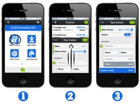 design room app iphone 3 mistakes made designing the freshbooks iphone app