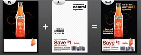 canva vs illustrator design a print ready promotional ad using photoshop and