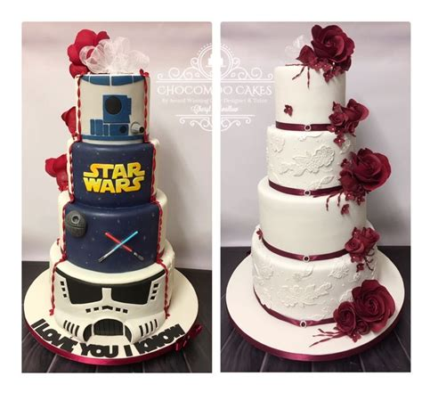 Hochzeitstorte Wars by The 25 Best Wars Wedding Cake Ideas On