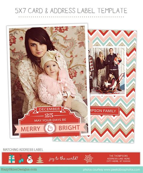 Millers Lab Card Templates by Card Photoshop Templates For