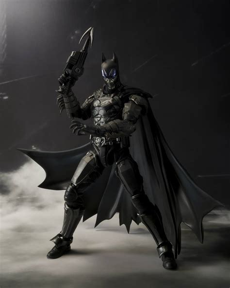 Batman Two bandai s h figuarts makes batman and joker from injustice look awesome actionfigurepics