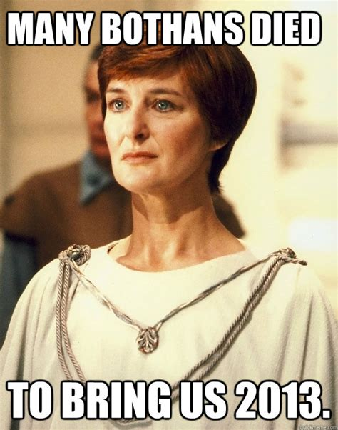 Many Bothans Died Meme - many bothans died to bring you this meme mon mothma