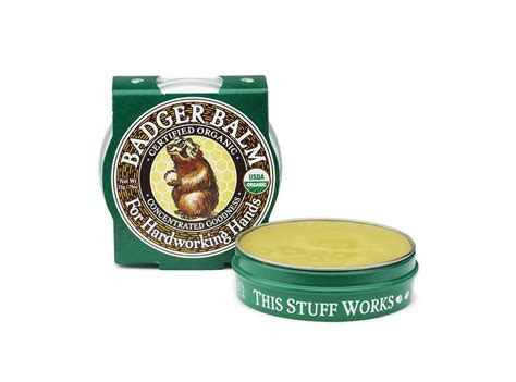 Badger Organic Nursing Balm 21g badger balm mini hardworking 21g
