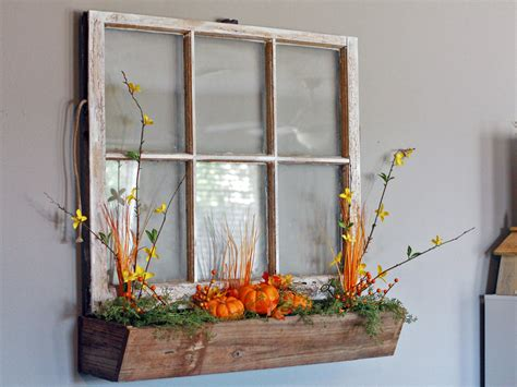 fall decorating ideas hgtv