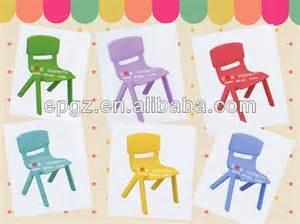 chaise en plastique enfant pas cher maternelle des
