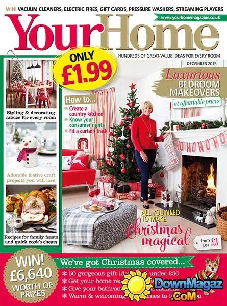 your home uk december 2015 187 pdf magazines