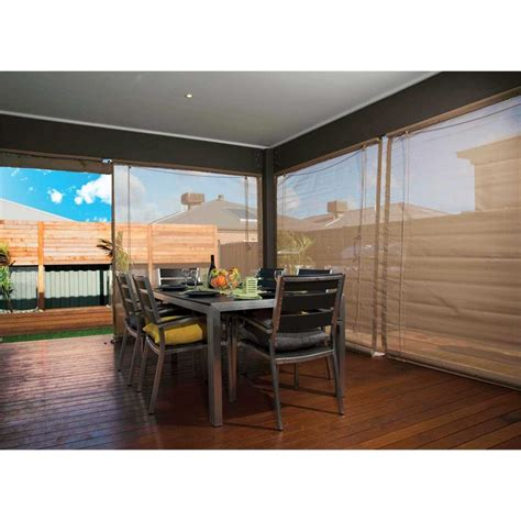 bistro blind 150 x 240cm outdoor shade screen