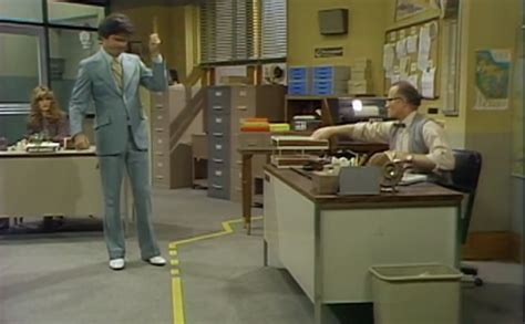 Les Nessman Office by Morning Journal Entry From Remote Office Aka Coffee Shop