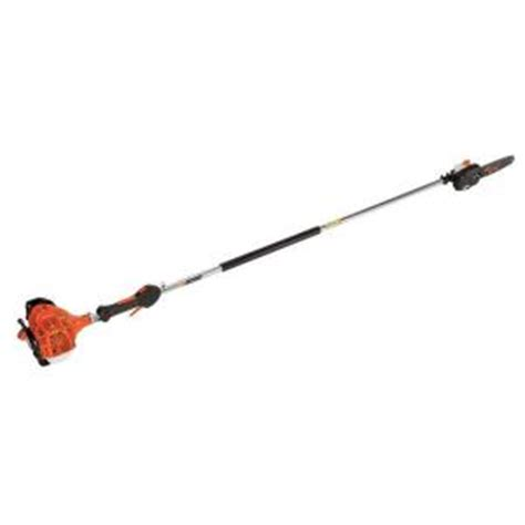 echo 10 in fixed shaft gas pole pruner california only