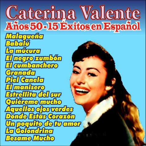 caterina valente babalu babal 250 a song by caterina valente silvio francesco on