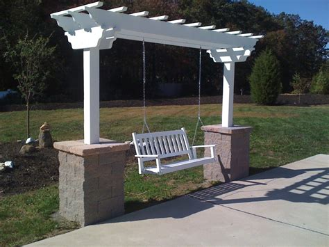 arbor with swing arbor decal galleries image gallery large arbors