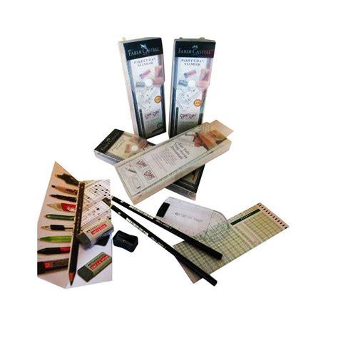 Paket Alat Tulis Paket Ujian Standar Faber Castell jual faber castell paket ujian standar 1 set box