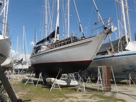 sail boats for sale vancouver 1981 tayana vancouver 42 sail boat for sale www