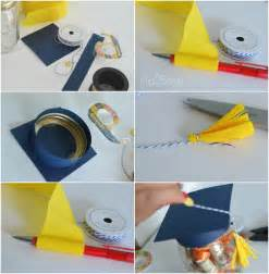 How To Make A Cap Out Of Paper - graduation cap out of paper
