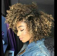 bleach blonde hair with lowlights on curly african american hair blonde highlights and lowlights on natural hair curls