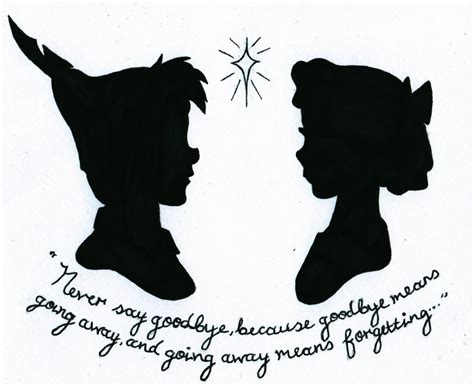 peter pan shadow quote inspired peter pan tattoos quote my