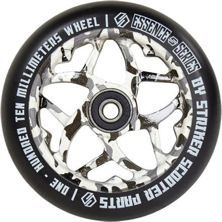 striker essence camouflage pro scooter wheel complete wheels scooters