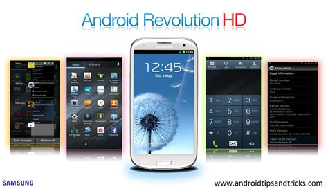 android revolution hd android revolution hd rom for samsung galaxy s3 i9300 free android center