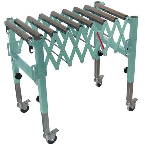Table Saw Roller Stand by General International Expandable Roller Stand 50