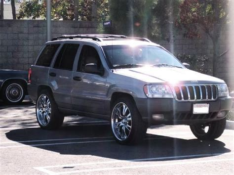 Rims For 2001 Jeep Grand 2001 Jeep Grand With Rims Images