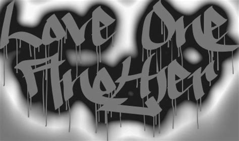 spray paint fonts generator ravenmaid creative day 222 graffiti font