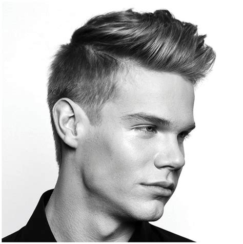 men hair style to make face tinner modern hairstyles for men the xerxes