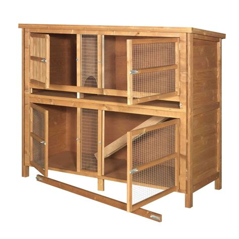 The Hutch The Hutch Company Chartwell Rabbit Hutch Free Uk