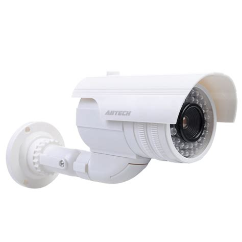 dummy surveillance ir led imitation security