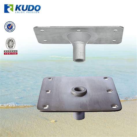 pedestal seat base 7 x7 pedestal deck plate boat seat base buy seat base