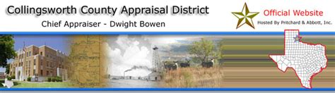 Collin County Appraisal District Search By Address Collingsworth County Appraisal District