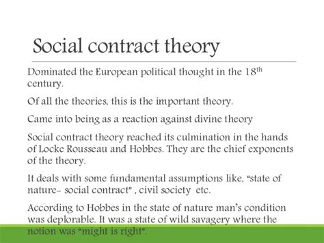 Rousseau Vs Machiavelli Essays by Social Contract Theory Locke Essay Definekryptonite