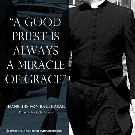the grace to be a priest books hans urs balthasar communio