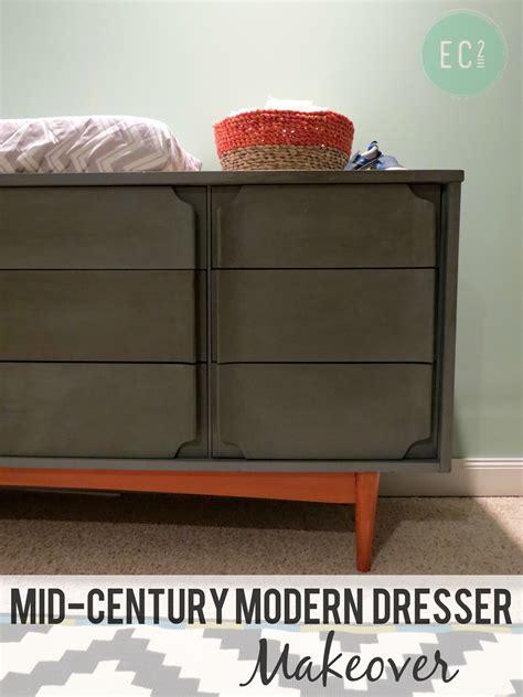 Mid Century Dresser Makeover by Mid Century Modern Dresser Makeover East Coast Creative
