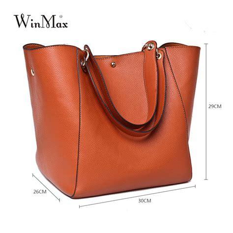 Womens Large Capacity Shoulder Bag luxury brand large capacity handbag solid patent leather shoulder bag big capacity