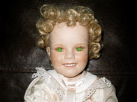 haunted doll in are you brave enough to own a haunted doll the horror