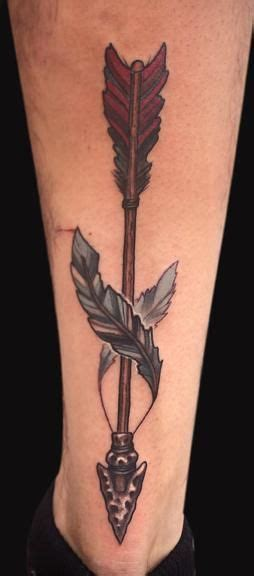 native american arrow tattoo designs best 25 feather arrow ideas on arrow