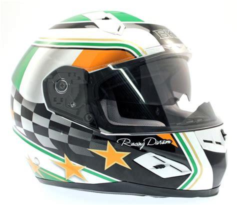 helmet design ireland bks flag series helmet ireland flag irish motorcycle lid