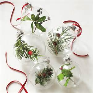 Martha Stewart Ornaments Handmade - trees ornaments how to