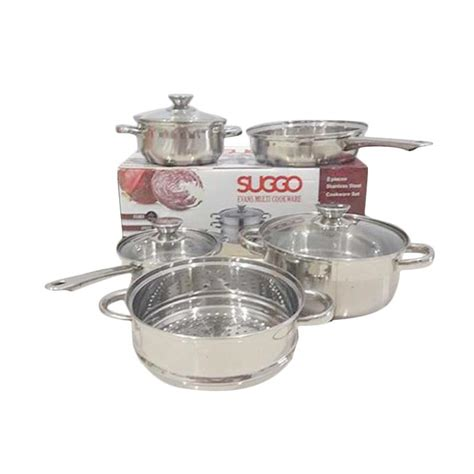 jual daily deals suggo stainless steel panci