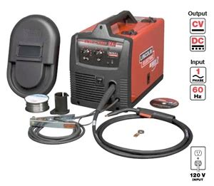 lincoln 125 mig welder k2696 1 lincoln electric easy 125 wire feed mig