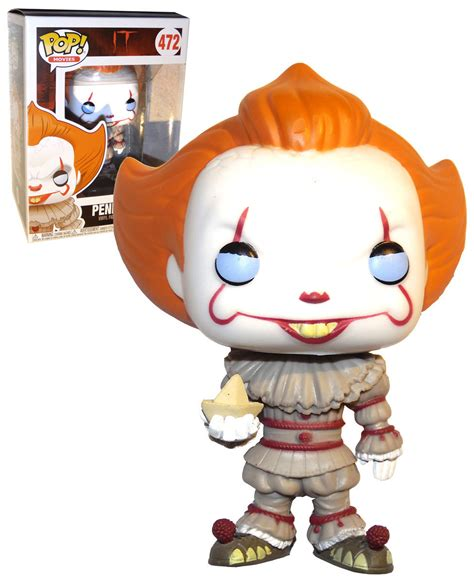 funko pop movies pennywise boat
