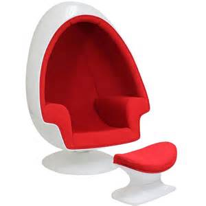 Egg Chair Ottoman Eero Aarnio Alpha Shell Egg Chair Ottoman