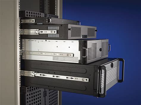 Server Rack Slides by 2907wb Electronic Enclosures Accuride International