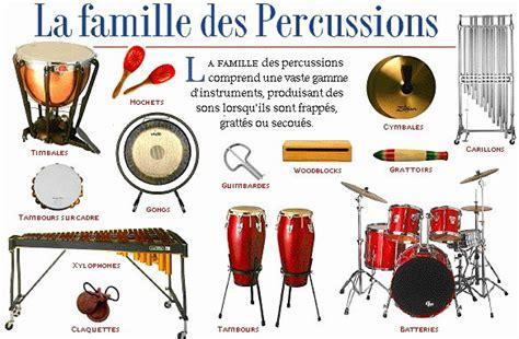 les instruments de musique de la famille des cuivres la percussion dans la musique contemporaine 231 a va taper