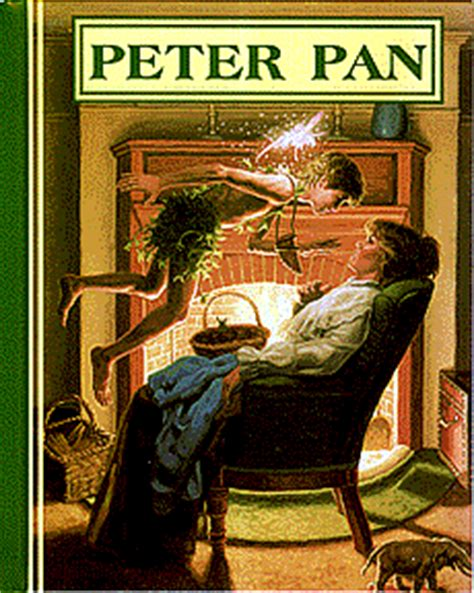 peter pan illustrated books spiderwebart gallery
